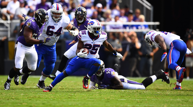 Running Backs to Target in Your Fantasy Football Draft